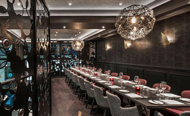 Blue art 西餐厅