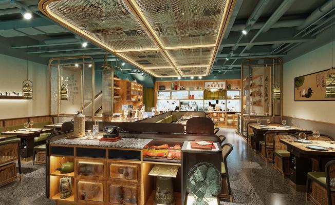 蔚蓝西餐厅